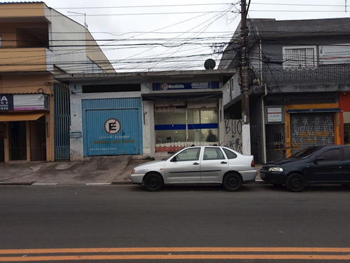 Casa Comercial, Jd. Veloso, Osasco, 2 Dorm - 6597