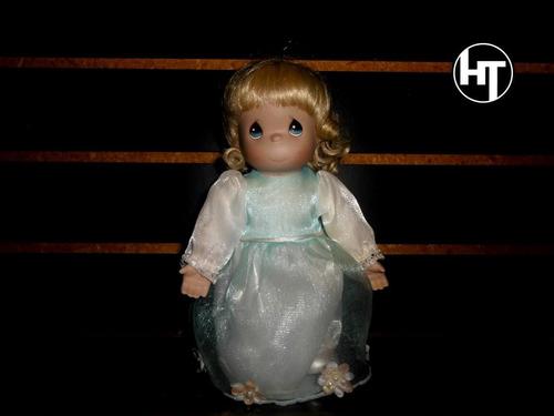 Imagen 1 de 10 de Precious Moments, Muñeca, De Porcelana, Original, 8 Pulgadas