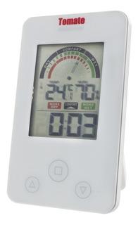 Termo Higrômetro Temperatura Umidade Ar Relógio Digital E10