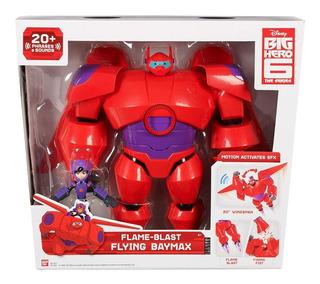 Grandes Heroes Baymax Volador A Propuls Juguetería El Pehuén