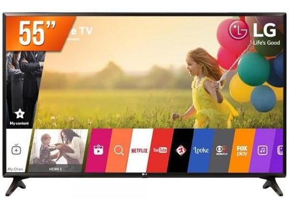 Smart Tv Led 55 Ultra Hd 4k Lg 55uk631c Hdmi Usb Wi-fi