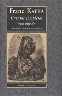 Cuentos Completos - Textos Originales - Franz Kafka