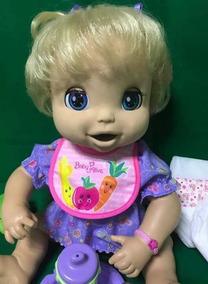 Baby Alive Linda Surpresa Português