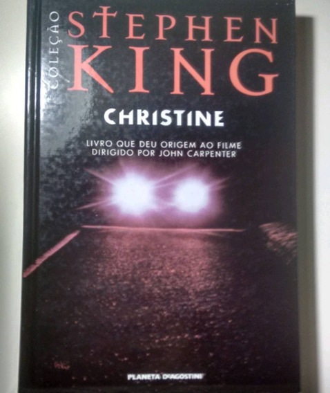 Christine _ Stephen King _ Lacrado
