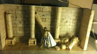 Mythcloth Diorama Saint Seiya