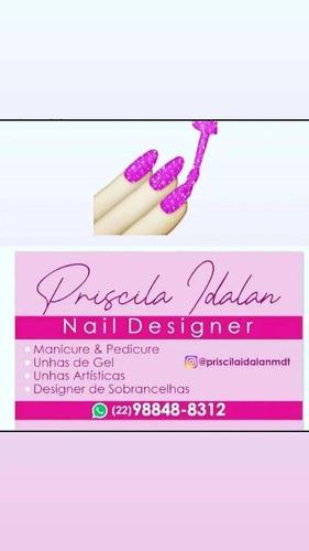 Imagem 1 de 3 de Nail Designer De Unhas
