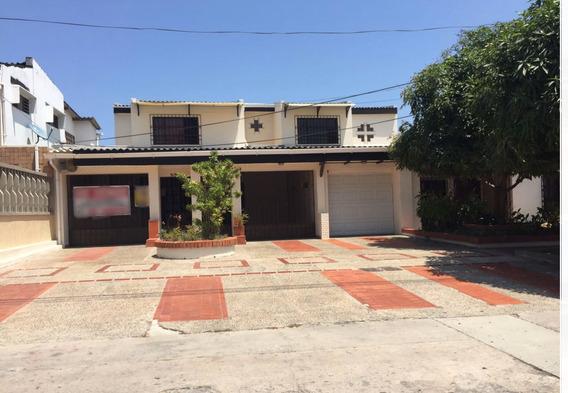 Se Vende Casa En Barrio Paraiso, Barranquilla-col