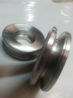 Polea Cigueñal Aluminio Durall 80mm Vw Gol Competicion Rm