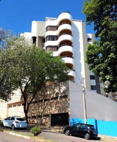 Cobertura Com 3 Suites À Venda -  Vila Coqueiro - Valinhos / Sp - Ad0004