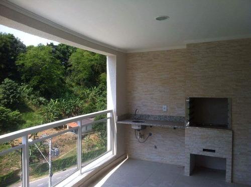 Apartamento Residencial Panorama, Novo, Nunca Habitado, Andar Alto. 114m² 3 Dormitórios. Vila Ema - São José Dos Campos - Ap2552
