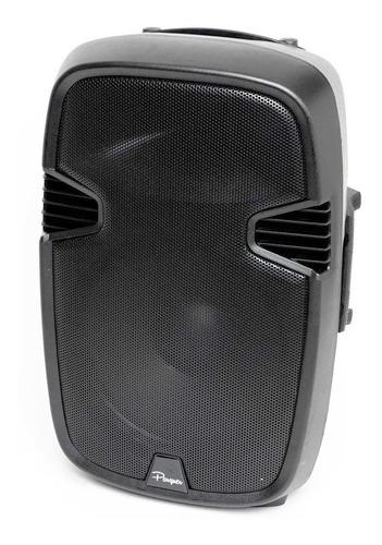 Bafle Activo Potenciado Parquer 152mp3bl 15 Bluetooth Usb