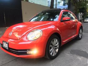 Volkswagen Beetle 2014 2p Sport 6 Vel Aut