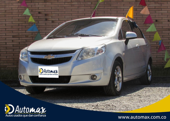 Chevrolet Sail Ltz Sedan, Mt 1.4