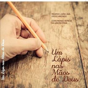 Livro Um Lápis Nas Mãos De Deus 3 Por R$ 45,00
