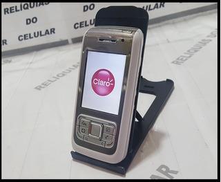 Celular Nokia E65 ( Original ) Slide Irda Lindo Rm-208 Raro