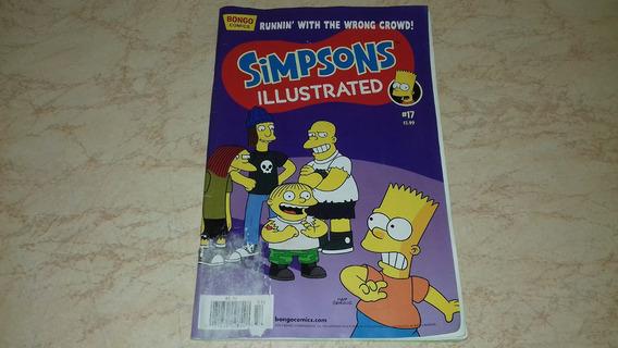 Gibi Hq Simpsons Illustrated Nº17 - 2015
