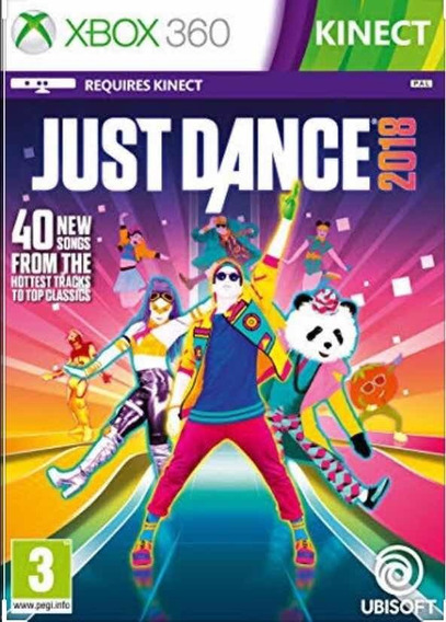 Just Dance 2018 Mídia Digital