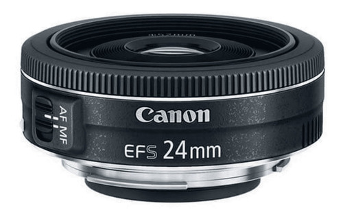 Lente Ef-s 24mm F/2.8 Stm Canon