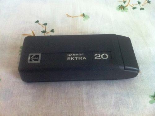 Colecionador Vende - Rara Kodak Câmera Extra 20