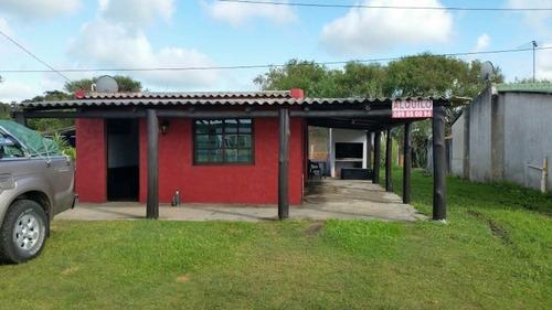 Vendo  Casa 2 Dormitorios. Barra De Chuy Rocha  Uruguay
