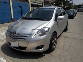 Toyota Yaris 41000km 2013 Impec Unico Dueño La Molina $10490
