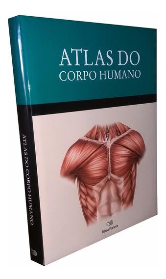 Atlas Do Corpo Humano Barsa - Grande Profissional Com N F