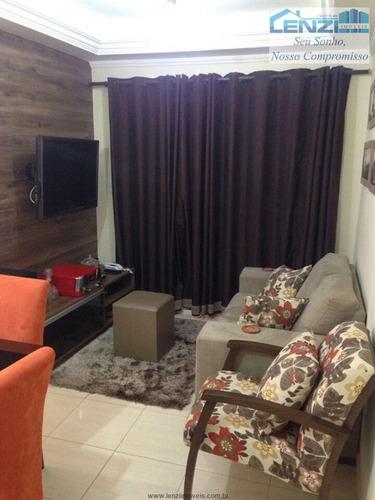Imagem 1 de 13 de Apartamentos À Venda  Em Bragança Paulista/sp - Compre O Seu Apartamentos Aqui! - 1325053