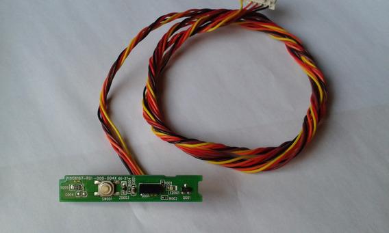 Placa Sensor Ir 715g6167- R01-000-004x 50pfg 4109/78 C/cabo