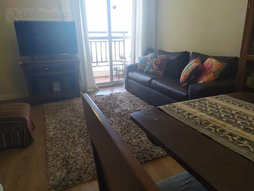 Imagem 1 de 21 de Apartamento Para Venda, 2 Dormitórios, Pirituba - São Paulo - 2591