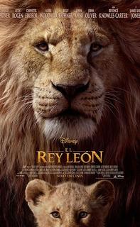 El Rey León Pelicula Completa Full Hd Latino Digital