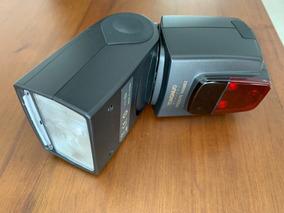 Flash Para Camera Nikon - Yongnuo Speedlight Yn568ex (usado)