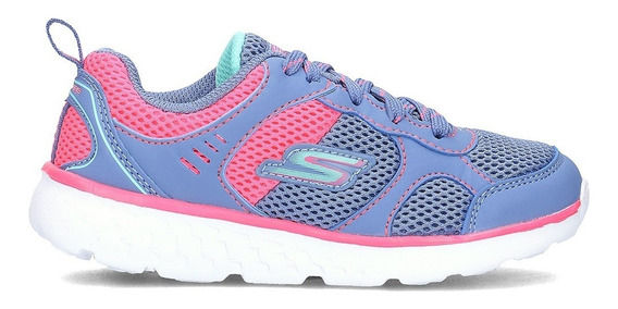 Zapatillas De Niñas Running Skechers Go Run 400 / Brand Spo
