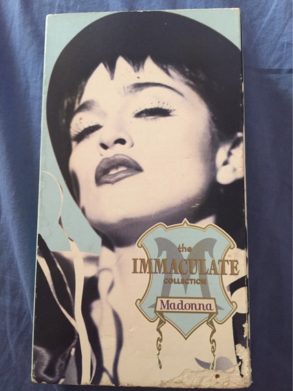Vhs Madonna Immaculate