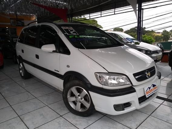 Chevrolet Zafira 2.0 Confort Flex 7l 2012