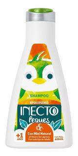 Shampoo Inecto Miel Natural Hipoalergénico X 400ml