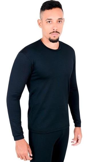Conjunto Térmico Calça+blusa Segunda Pele Roupa Frio Masc.