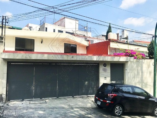 Cda De Juventud, Casa En Calle Cerrada A La Renta! (mc)