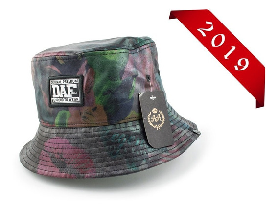 Piluso Premium Bucket Hat Oficial Double Aa Fitted M.18289