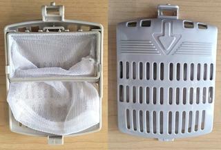Filtro Lavadora Mabe Electrolux Whirpool Impotados Original