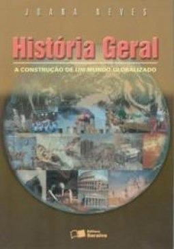 Livro Historia Geral Joana Neves 1ªed Frete Grátis
