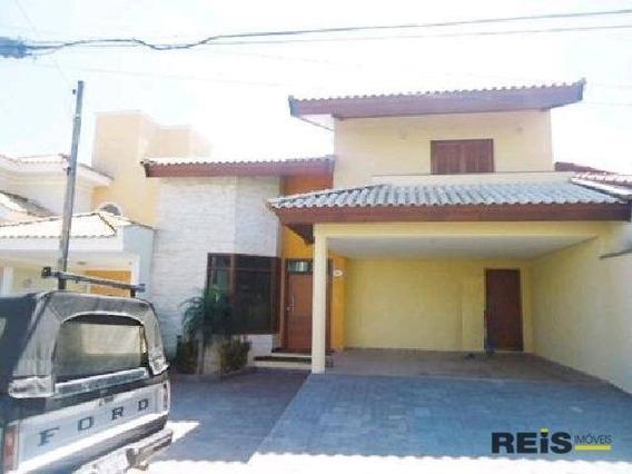 Casa Residencial Para Venda E Locação, Aparecidinha, Sorocaba - . - Ca1095