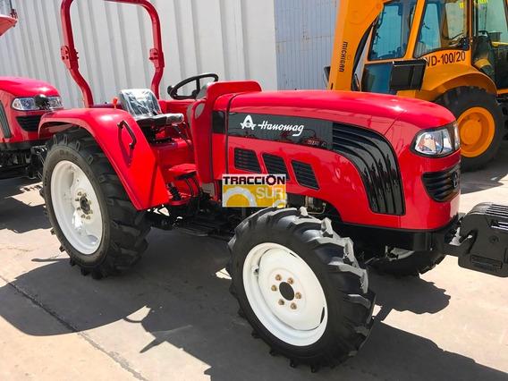 Tractor Hanomag 604 60hp 4x4 Oferta 0km Directo Fabrica
