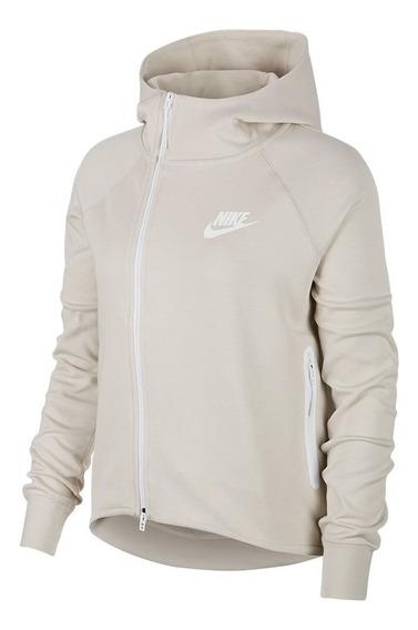 Campera Nike Fleece Mujer