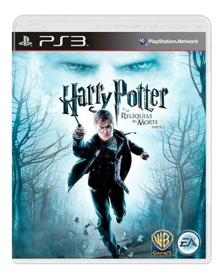 Harry Potter E As Relíquias Da Morte Parte 1 Ps3 Física