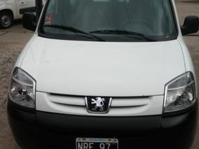 Peugeot Parnter 1.4 2014 4 Puertas Aires Cierre Centralizado