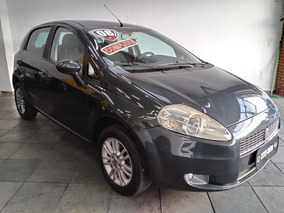 Fiat Punto Elx 1.4 2008 Completo