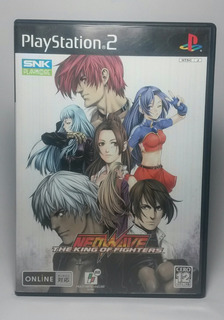 Ps2 The King Of Fighters Neowave Kof