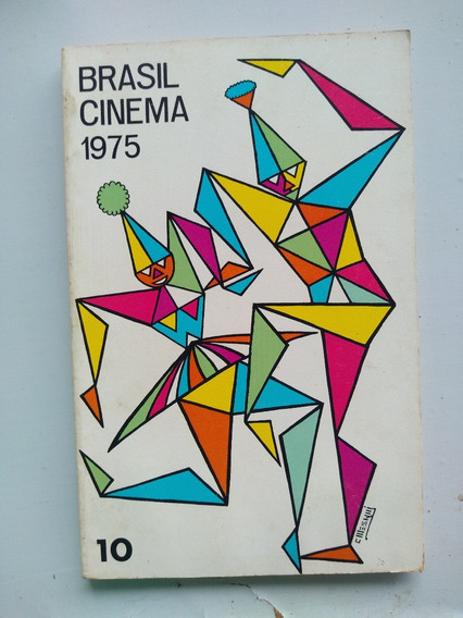 Livro - Brasil Cinema 1975 - 10 - Lista De Filmes