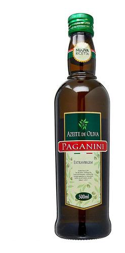 Imagem 1 de 1 de Azeite Extra Virgem Italiano Paganini 500g