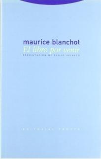 Libro Por Venir, El - Maurice Blanchot